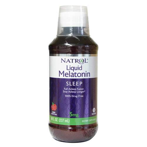 Melatonin Liquid 5mg