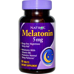 Natrol Melatonin 5 mg