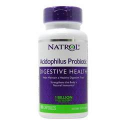 Natrol Acidophilus 100 mg