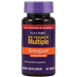 Natrol My Favorite Multiple- Energizer