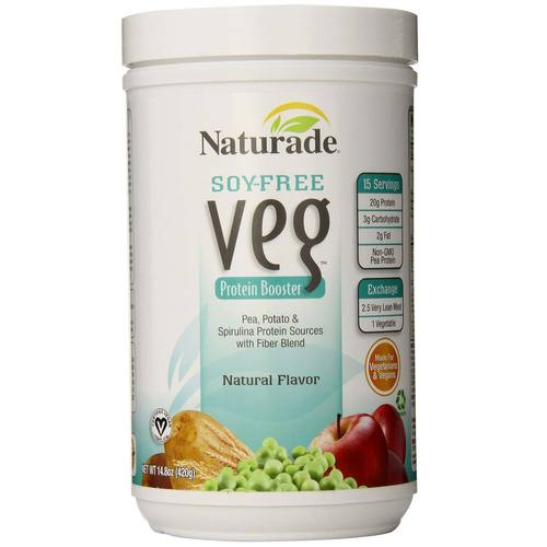 All Natural Vegetable Protein, Soy Free