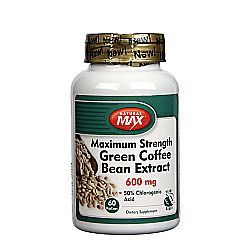 NaturalMax Maximum Strength Green Coffee Bean Extract