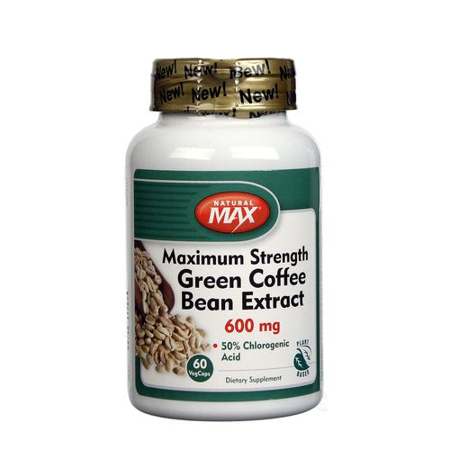 Maximum Strength Green Coffee Bean Extract