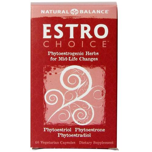 Natural Balance EstroChoice  - 60 VCapsules - 12902_01.jpg