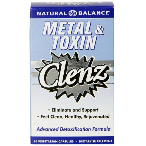 Metal and Toxin Clenz