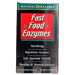 Natural Balance Fast Food Enzymes