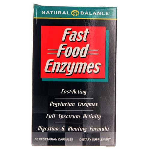 Fast Food Enzymes