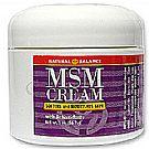 Natural Balance MSM Cream