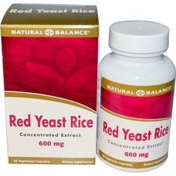 Natural Balance Red Yeast Rice
