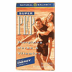 Natural Balance Super Pep