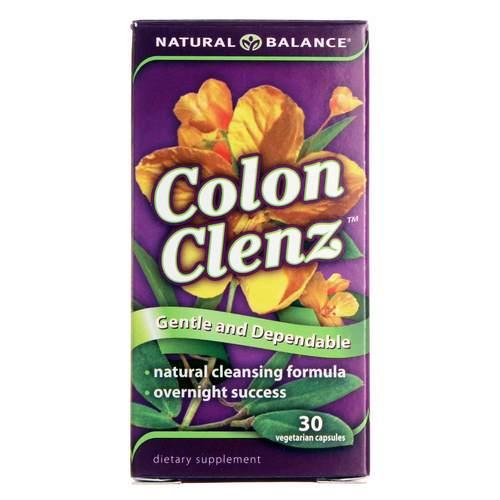 colon cleanse natural balance