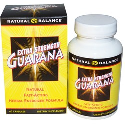 Natural Balance Extra Strength Guarana