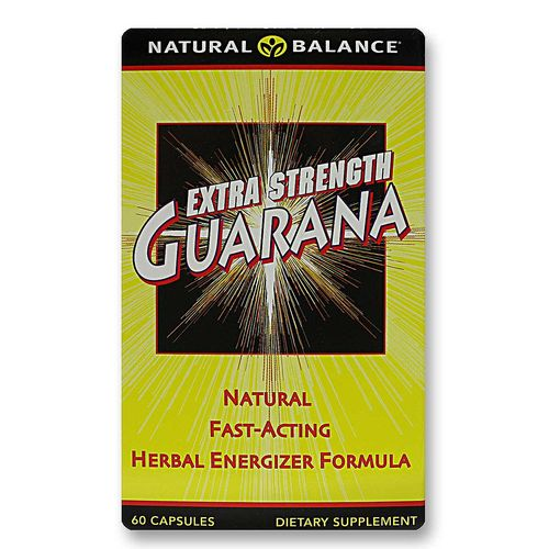 Extra Strength Guarana