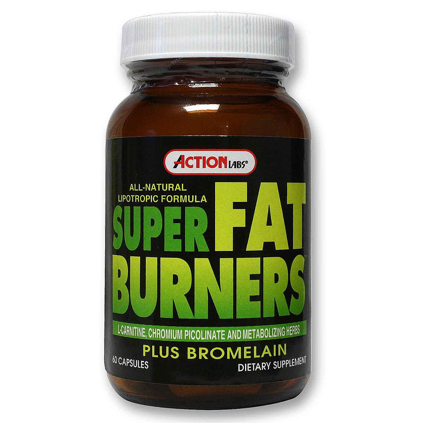 Natural Balance Super Fat Burners Capsules eVitamins