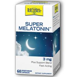 Natural Balance Super Melatonin