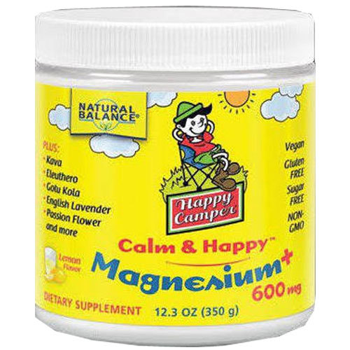 Happy Camper Calm & Happy Magnesium