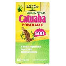 Natural Balance Catuaba Power Max 500