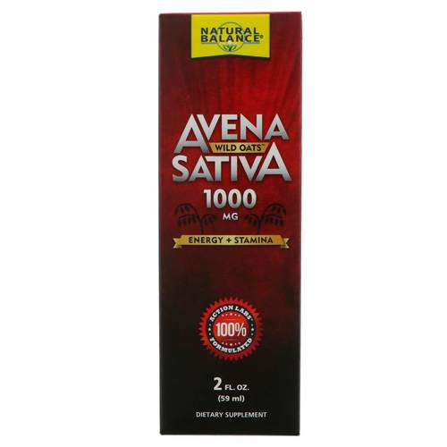 Avena Sativa Wild Oats Liquid