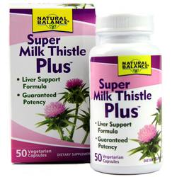 Natural Balance Super Milk Thistle Plus