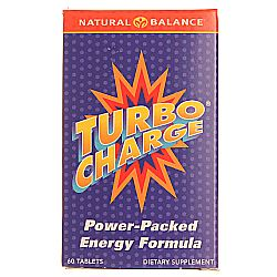 Natural Balance Turbo Charge