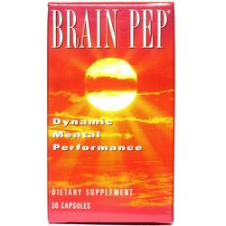 Natural Balance Brain Pep