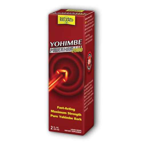 Yohimbe Power Max 2000 Liquid