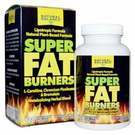 Natural Balance Super Fat Burners - 120 Veg Caps