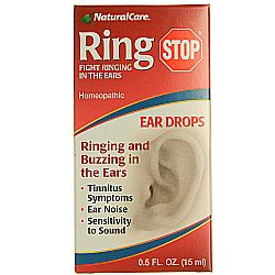 Natural Care RingStop Ear Drops