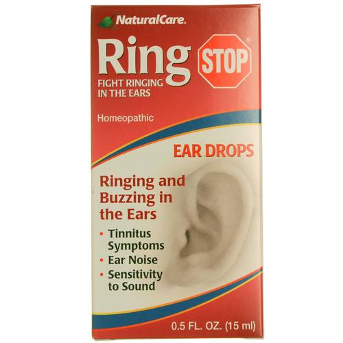 RingStop Ear Drops