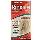 Natural Care RingStop Ear Drops 0,5 onces liquides