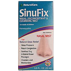 Natural Care SinuFix Nasal Mist
