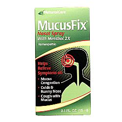Natural Care MucusFix Nasal Spray