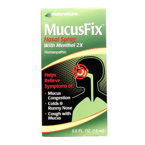 MucusFix Nasal Spray