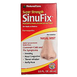 Natural Care Super Strength SinuFix