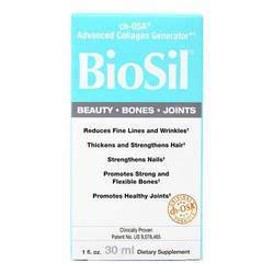 Natural Factors Biosil Liquid