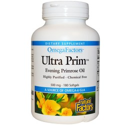Natural Factors Ultra Prim