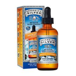 Natural Immunogenics Sovereign Silver Dropper Top