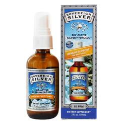 Natural Immunogenics Sovereign Silver Fine Mist Spray