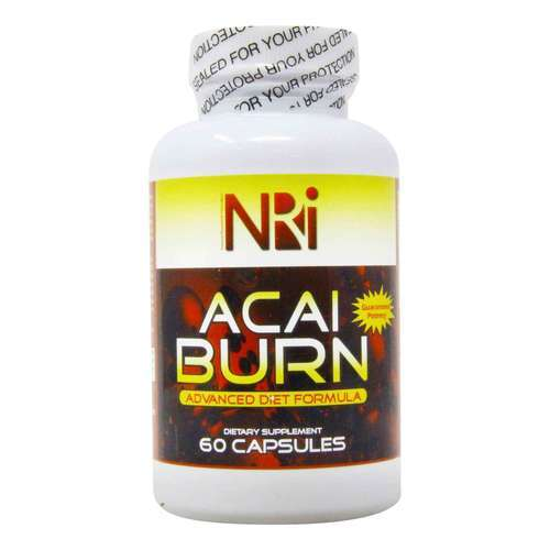 Natural Research Innovation Acai Burn - 60 Capsules - 15869_front2020.jpg