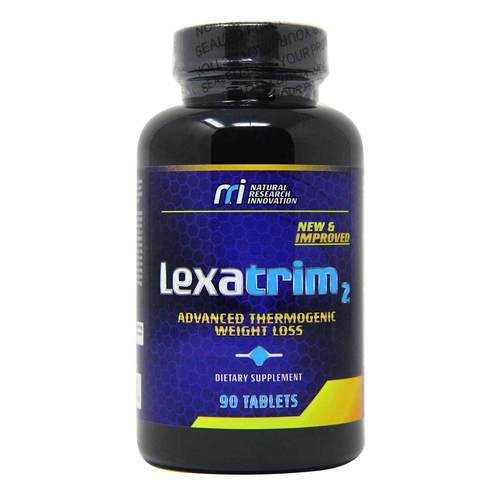 Natural Research Innovation Lexatrim 2 - 90 Tablets - 5378_front2020.jpg