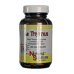 Natural Sources All Thymus