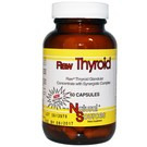 Natural Sources Raw Thyroid - 60 Capsules