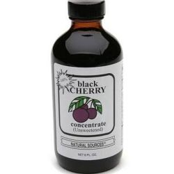 Natural Sources Black Cherry Concentrate