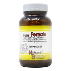Natural Sources Raw Female