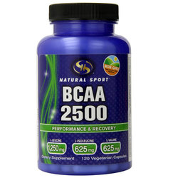 Natural Sport BCAA 2500