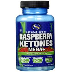 Natural Sport Raspberry Ketones Mega Plus