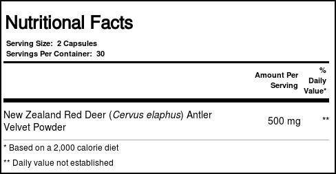 「Biotics Research - b Vital with Peruvian MACA and Velvet Deer Antler - 60 Capsules」的圖片搜尋結果