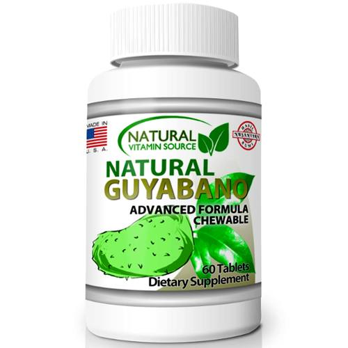 Natural Guyabano Advanced Formula