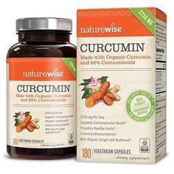NatureWise Curcumin - 2250mg