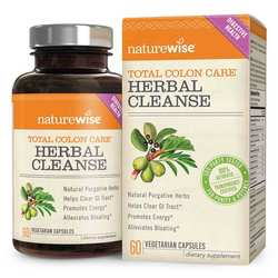 NatureWise Total Colon Care Herbal Cleanse